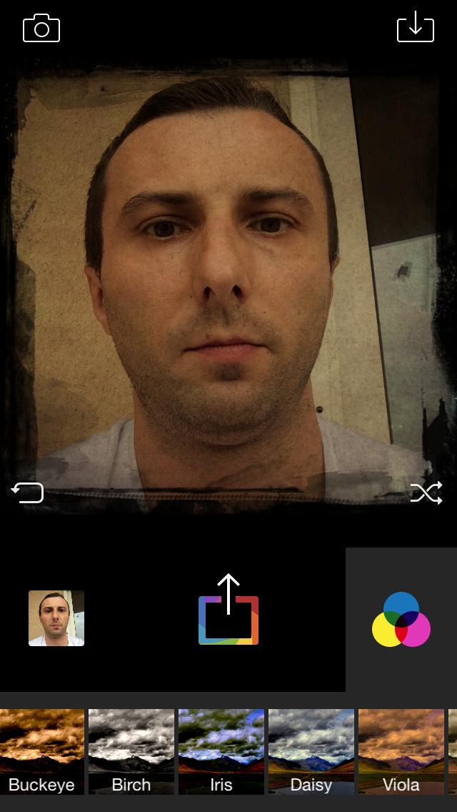 Camera Fx8 1.6 for iOS (iPhone screenshot 001)