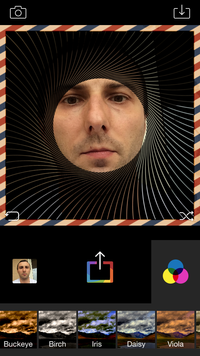 Camera Fx8 1.6 for iOS (iPhone screenshot 003)