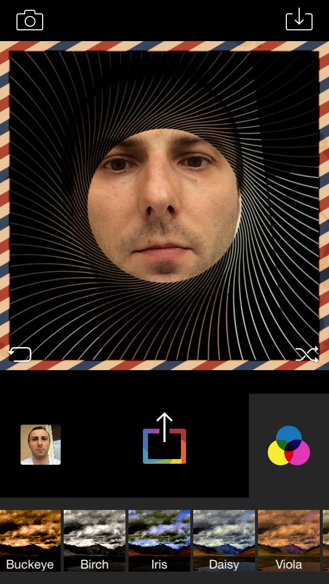 Camera Fx8 1.6 for iOS (iPhone screenshot 003)