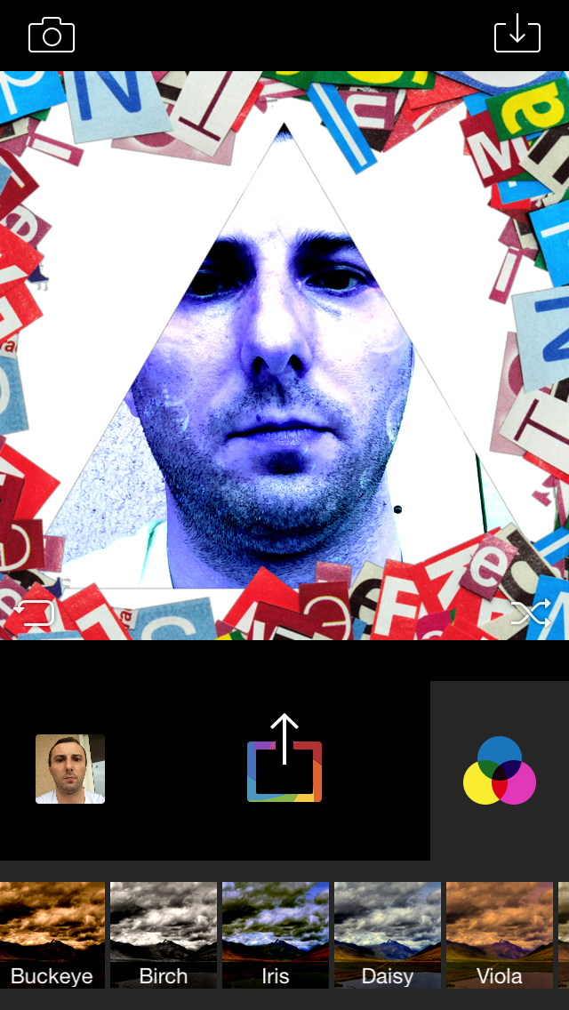 Camera Fx8 1.6 for iOS (iPhone screenshot 004)