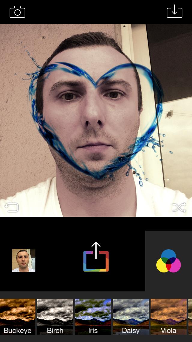Camera Fx8 1.6 for iOS (iPhone screenshot 005)