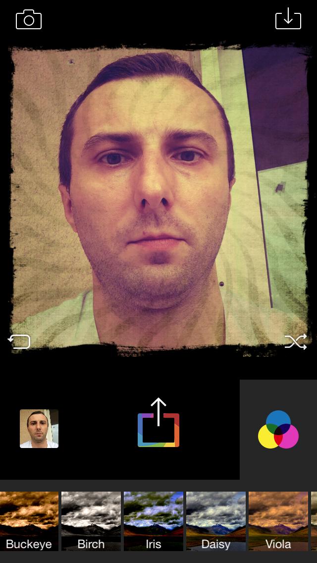 Camera Fx8 1.6 for iOS (iPhone screenshot 006)