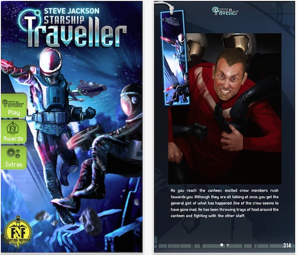FFG Starship Traveller