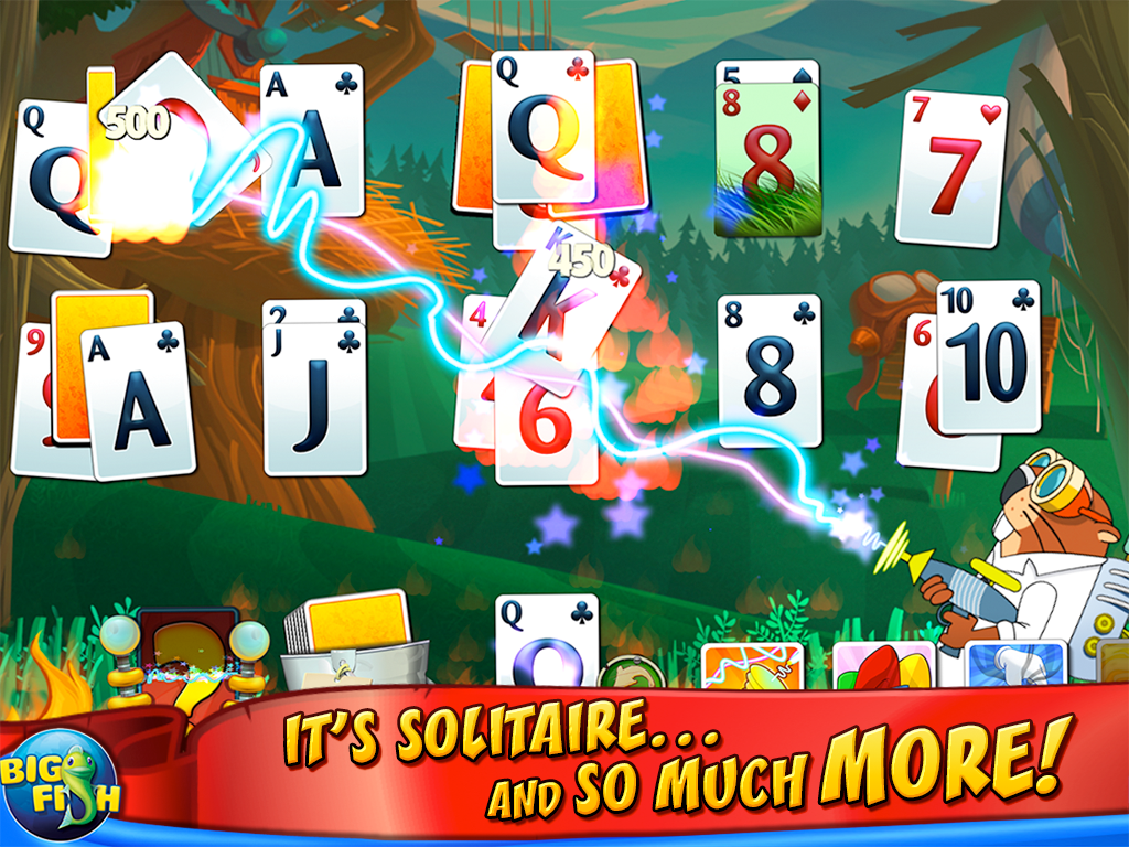 Fairway Solitaire Blast screenie
