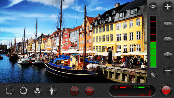 FiLMiC Pro 3.5.2 for iOS (iPhone screenshot 001)