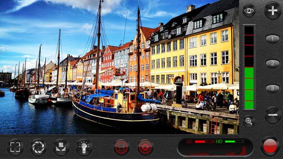 FiLMiC Pro 3.5.2 for iOS (iPhone screenshot 001)