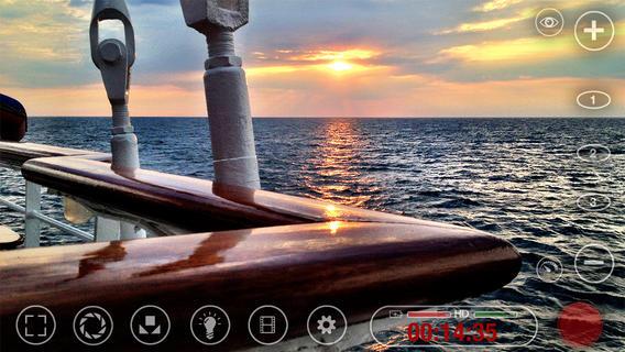 FiLMiC Pro 3.5.2 for iOS (iPhone screenshot 002)