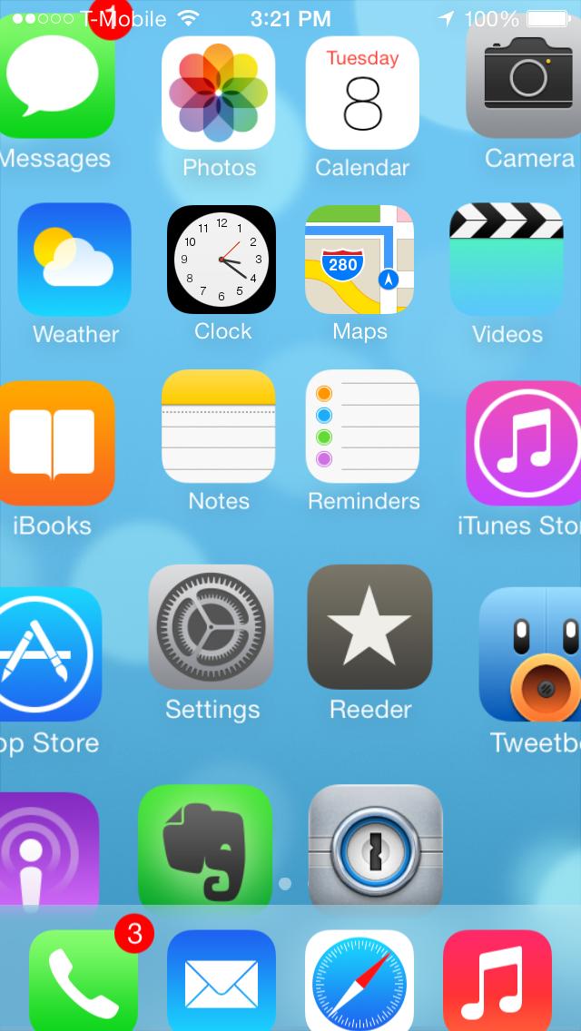 GesturesPlus: improve the pinch-to-close iOS 7 animation