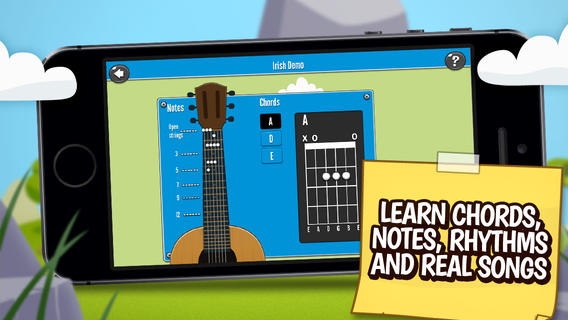 the best apps for learning music. Black Bedroom Furniture Sets. Home Design Ideas