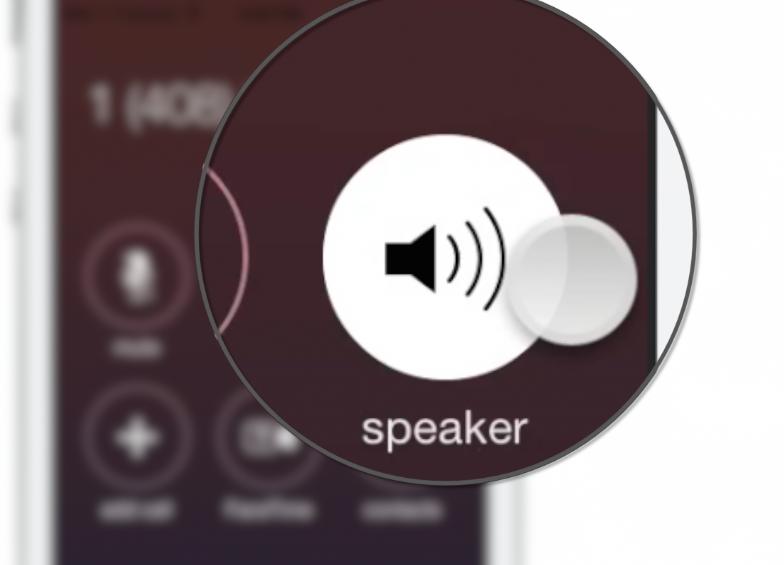 Hold2Speak Screenshot