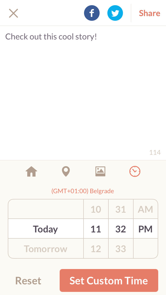 Klout 2.0 for iOS (iPhone screenshot 006)