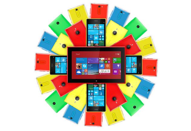Microsoft (Nokia ad, Not Like Everyone Else 002)