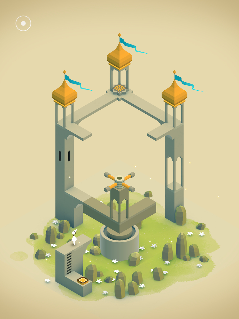 Monument Valley for iOS (iPhone screenshot 002)