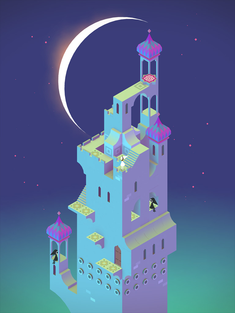 Monument Valley for iOS (iPhone screenshot 003)