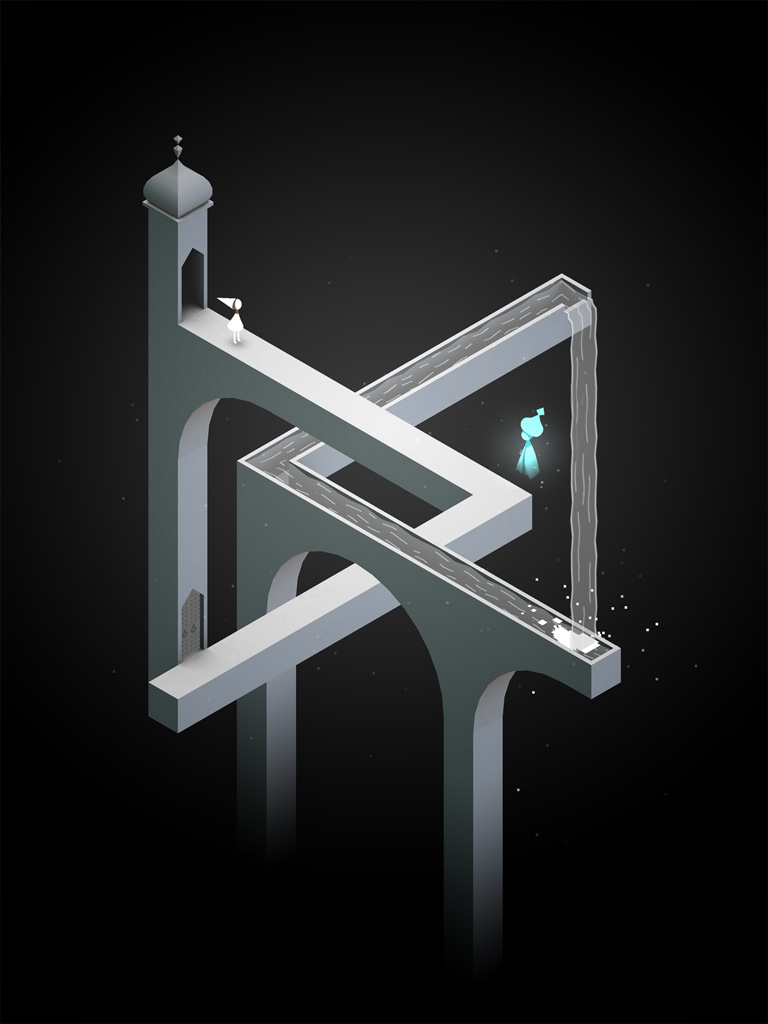 Monument Valley for iOS (iPhone screenshot 004)