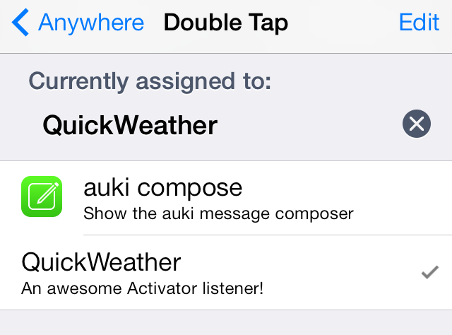 QuickWeather 2