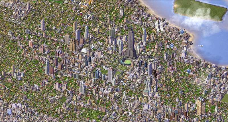 SimCity 4 Deluxe Edition for Mac (screenshot 001)