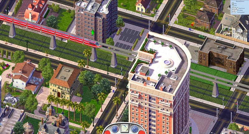 SimCity 4 Deluxe Edition for Mac (screenshot 005)