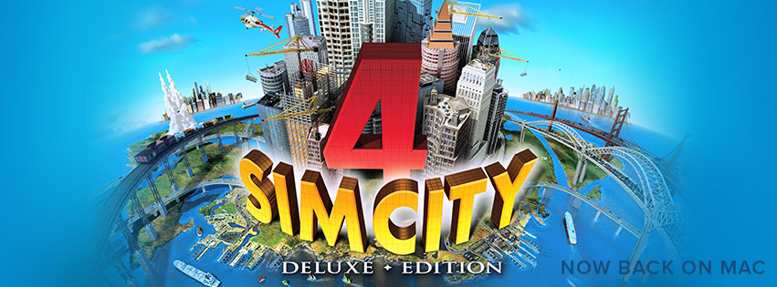SimCity 4 Deluxe Edition for Mac (teaser 001)