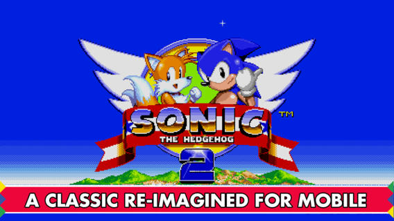 Sonic The Hedgehog 2 for iOS (iPhone screenshot 001)