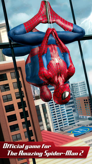 The Amazing Spider-Man 2 1.0 for iOS (iPhone screenshot 003)