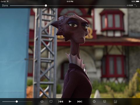 VLC 2.3 for iOS (iPad screenshot 001)