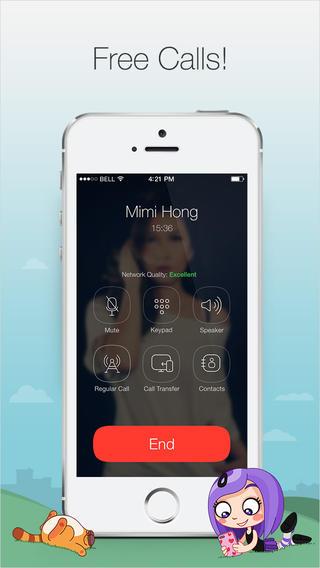 Viber 4.2 for iOS (iPhone screenshot 005)