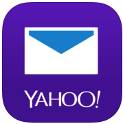 yahoo app mail iphone
