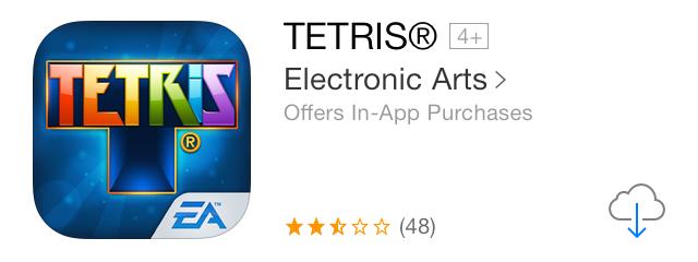 iOS 7 App Store App Name