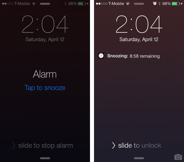 change snooze time on iphone ios 7 the ultimate clock app guide 16784