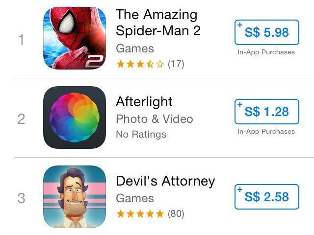 iOS 7 1 1 clearly labels apps that offer in-app purchases