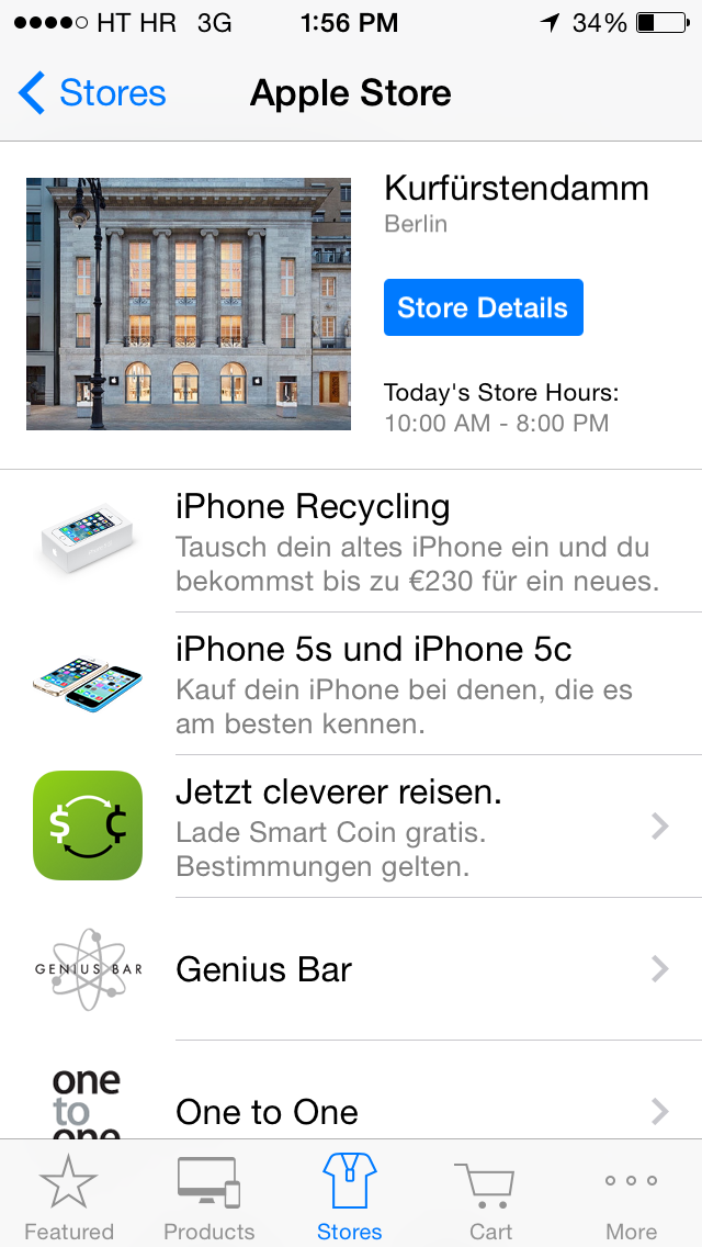 iPhone trade-in (Germany 001)