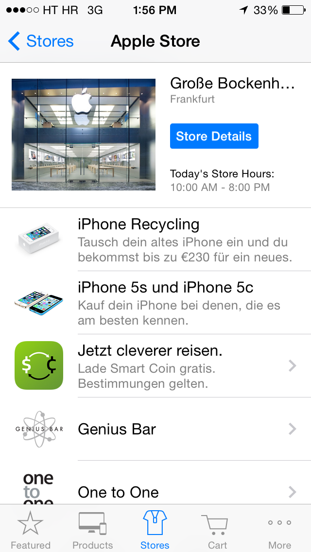 iPhone trade-in (Germany 002)