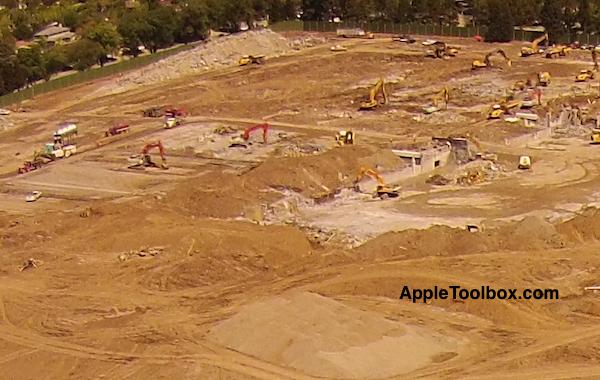 iSpaceship (Aerial, Apple Toolbox 001)