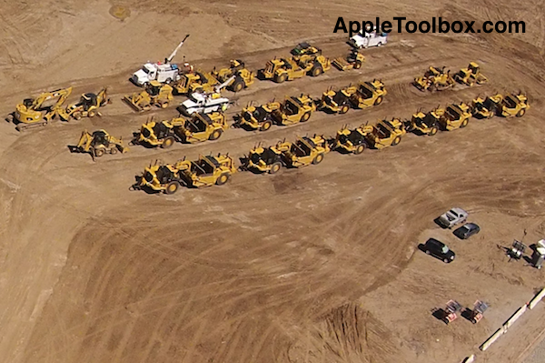 iSpaceship (Aerial, Apple Toolbox 003)