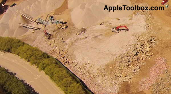 iSpaceship (Aerial, Apple Toolbox 005)