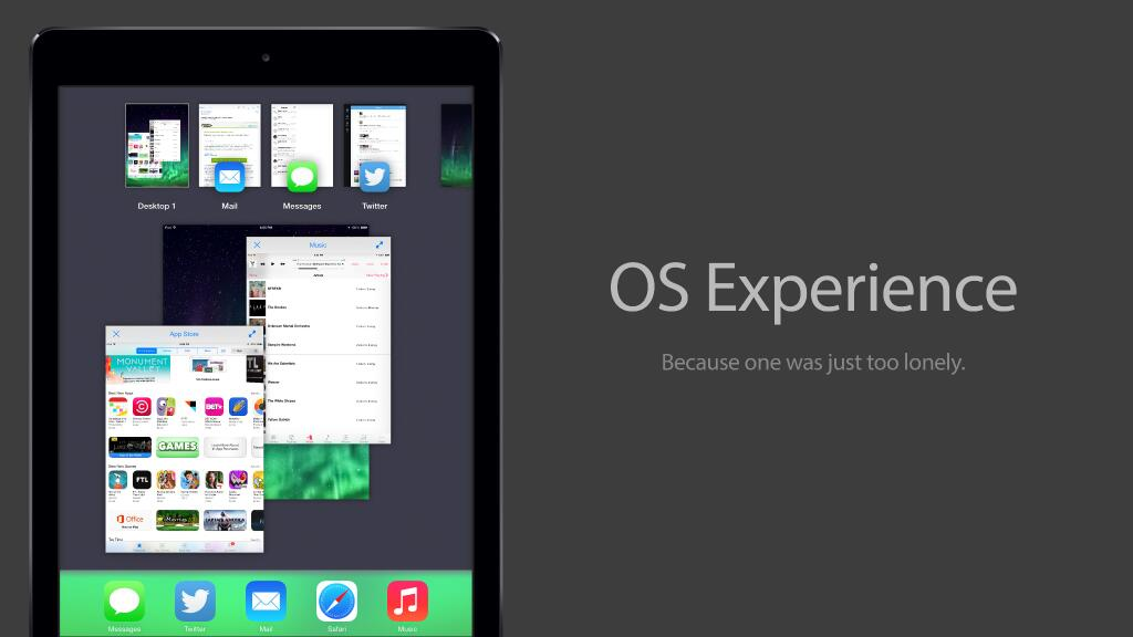 os experience