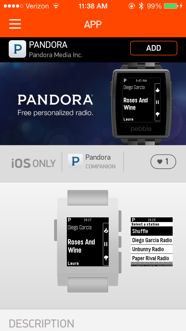how to download pandora on ipad