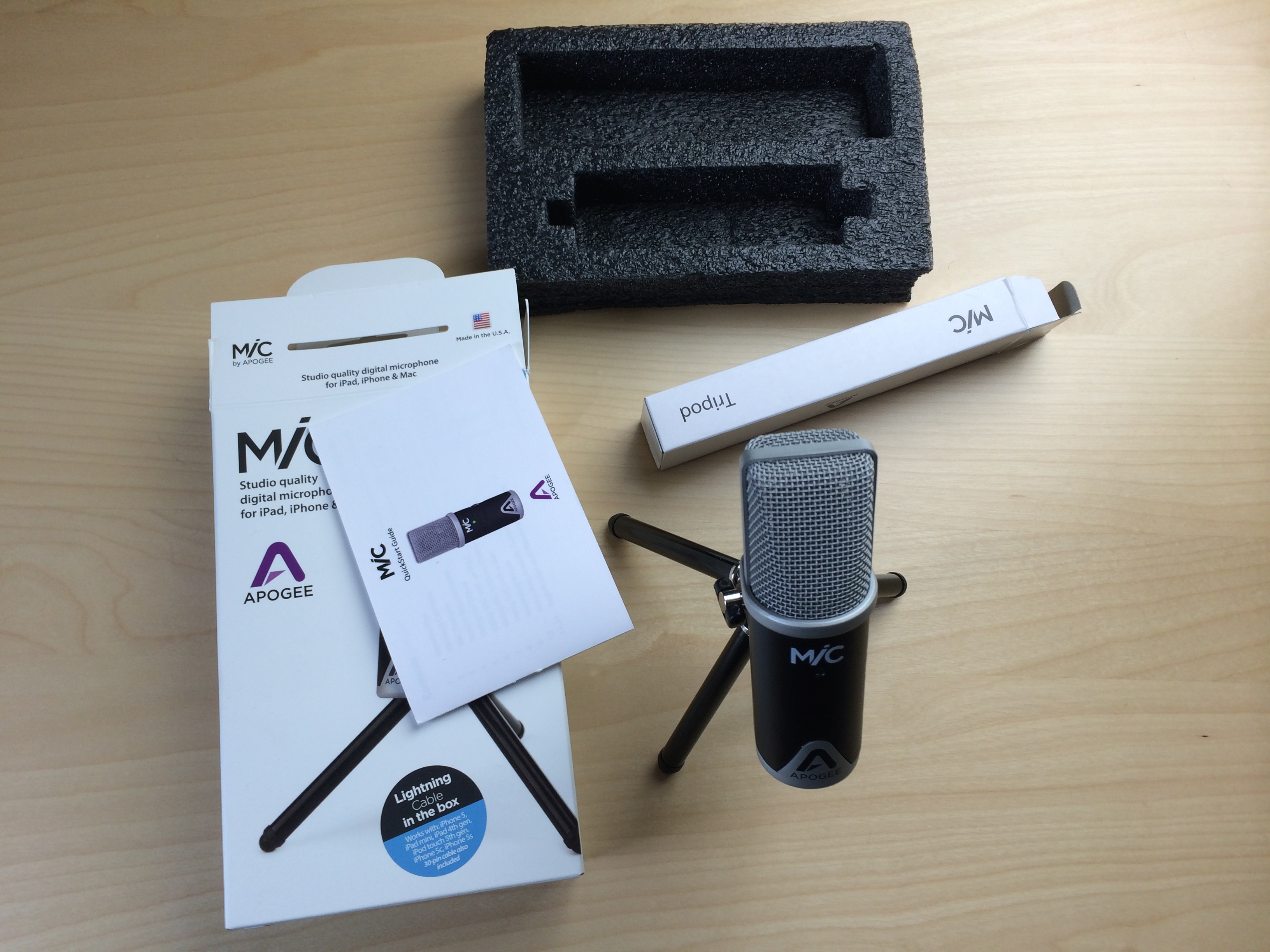 Apogee MiC Box