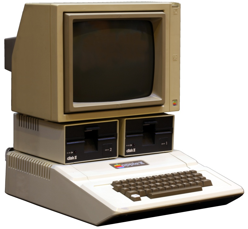 Apple II (tranparent 800)
