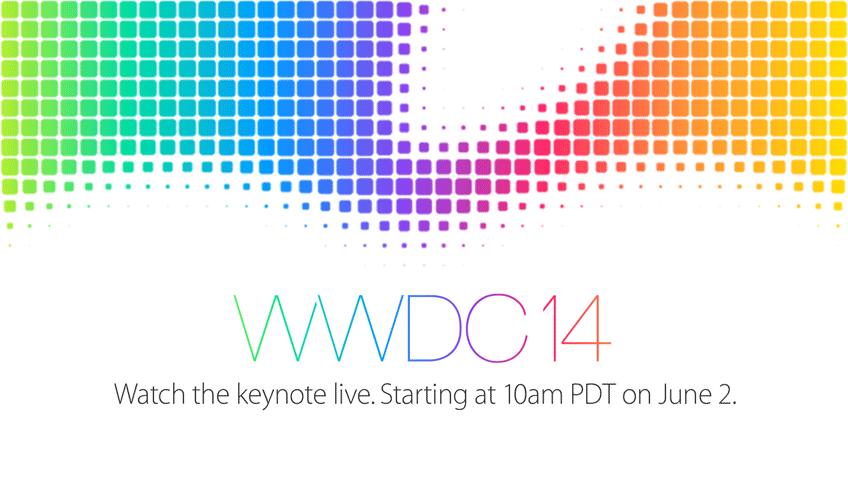 Apple WWDC 2014 Live stream