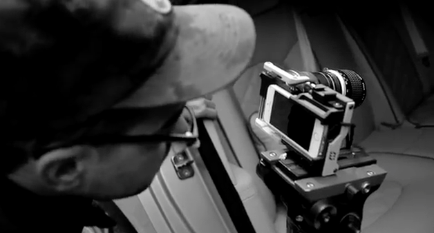 Bentley Intelligent Details film (iPhone 5s)