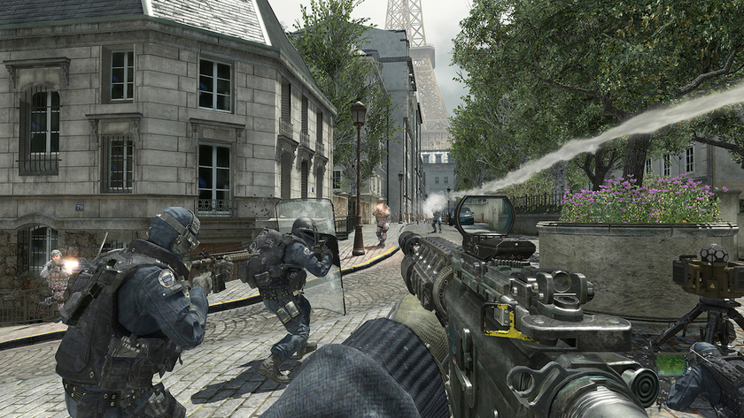 Call of Duty (Mac screenshot 001)