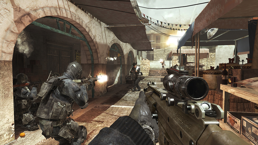 Call of Duty (Mac screenshot 002)