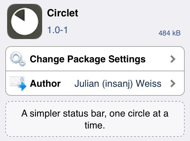 Circlet 1