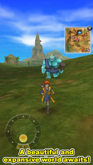 Dragon Quest VIII 1.0 for iOS (iPhone screenshot 003)