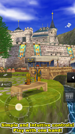 Dragon Quest VIII 1.0 for iOS (iPhone screenshot 004)