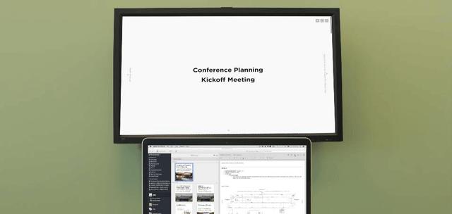 Evernote Presentation Mode (image 001)