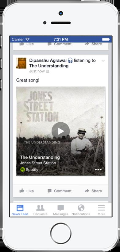 Facebook Audio Recognition (teaser 003)