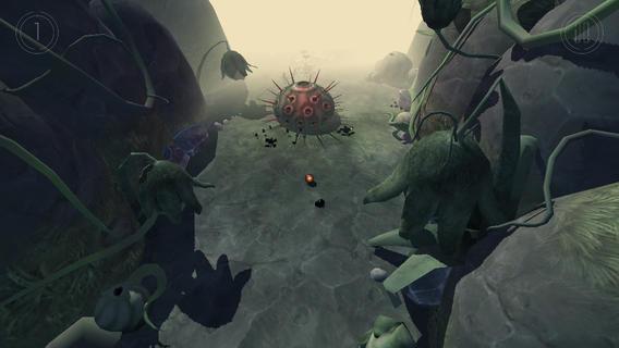 Globosome - Path of the Swarm 1.0 for iOS (iPhone screenshot 003)